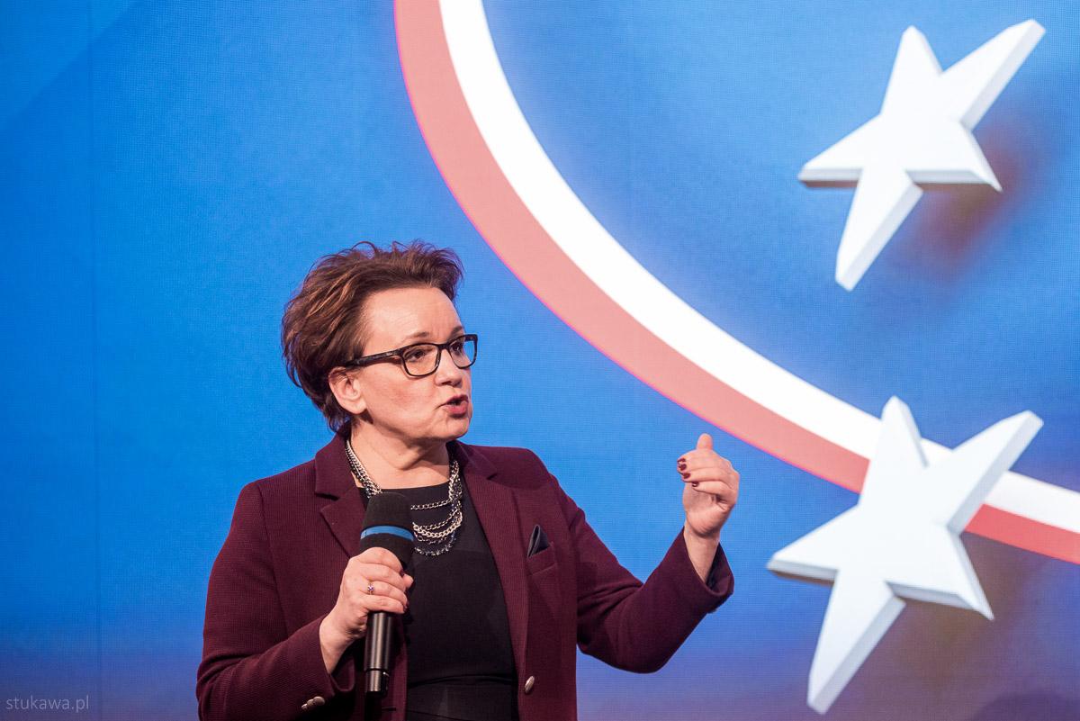 Minister edukacji, Anna Zalewska, Prawo i Sprawiedliwość