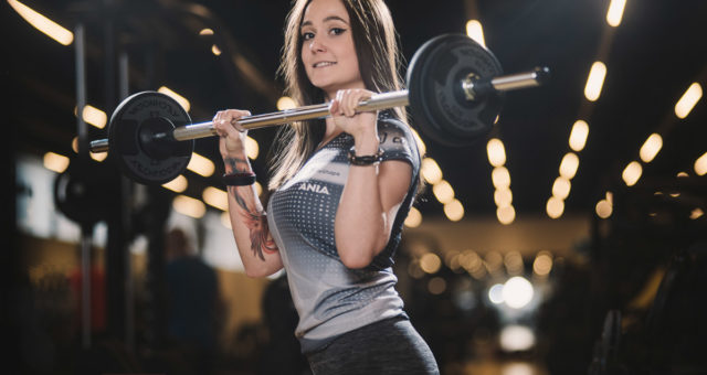 Zdjęcia wizerunkowe – instruktorzy fitness